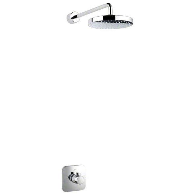 Mira - Adept BIR Thermostatic Shower Mixer - Chrome - 1.1736.405 Large Image