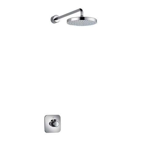 Mira - Adept BIR Thermostatic Shower Mixer - Chrome - 1.1736.405