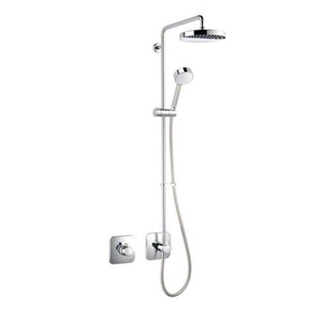 Mira - Adept BRD Thermostatic Shower Mixer - Chrome - 1.1736.406