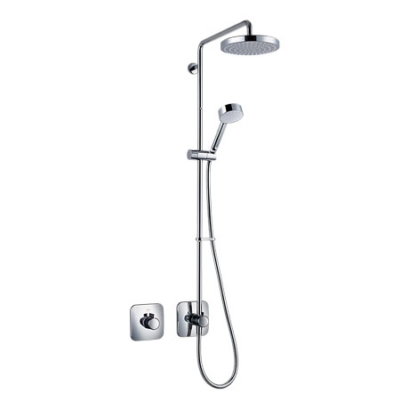 Mira - Adept BRD Thermostatic Shower Mixer - Chrome - 1.1736.406