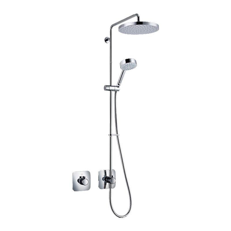 Mira Adept BRD+ Thermostatic Shower Mixer - Chrome | A Quick Guide To Mira Showers