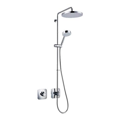 Mira Adept BRD+ Thermostatic Shower Mixer - Chrome - 1.1736.415