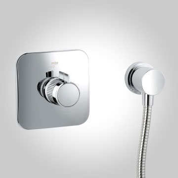 Mira - Adept BIV Thermostatic Shower Mixer - Chrome - 1.1736.404 profile large image view 3