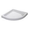 Mira Flight Quadrant Shower Tray profile small image view 1