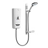 Mira Advance 8.7kw Eletric Shower - White - 1.1785.001 profile small image view 1