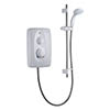 Mira Sprint Multi-Fit 8.5kW Electric Shower - White/Chrome - 1.1788.007 profile small image view 1