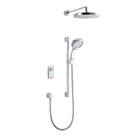 Mira Vision Dual Rear Fed Digital Shower - High Pressure - 1.1797.103