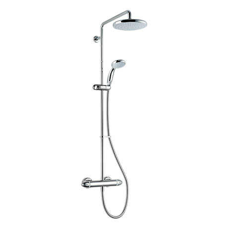Mira - Coda Pro ERD Thermostatic Bar Shower Mixer - Chrome - 1.1836.006