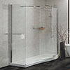 Mira Leap Walk-In with Side Panel profile small image view 1