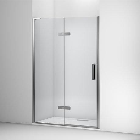 Mira Ascend Alcove Hinged Shower Door