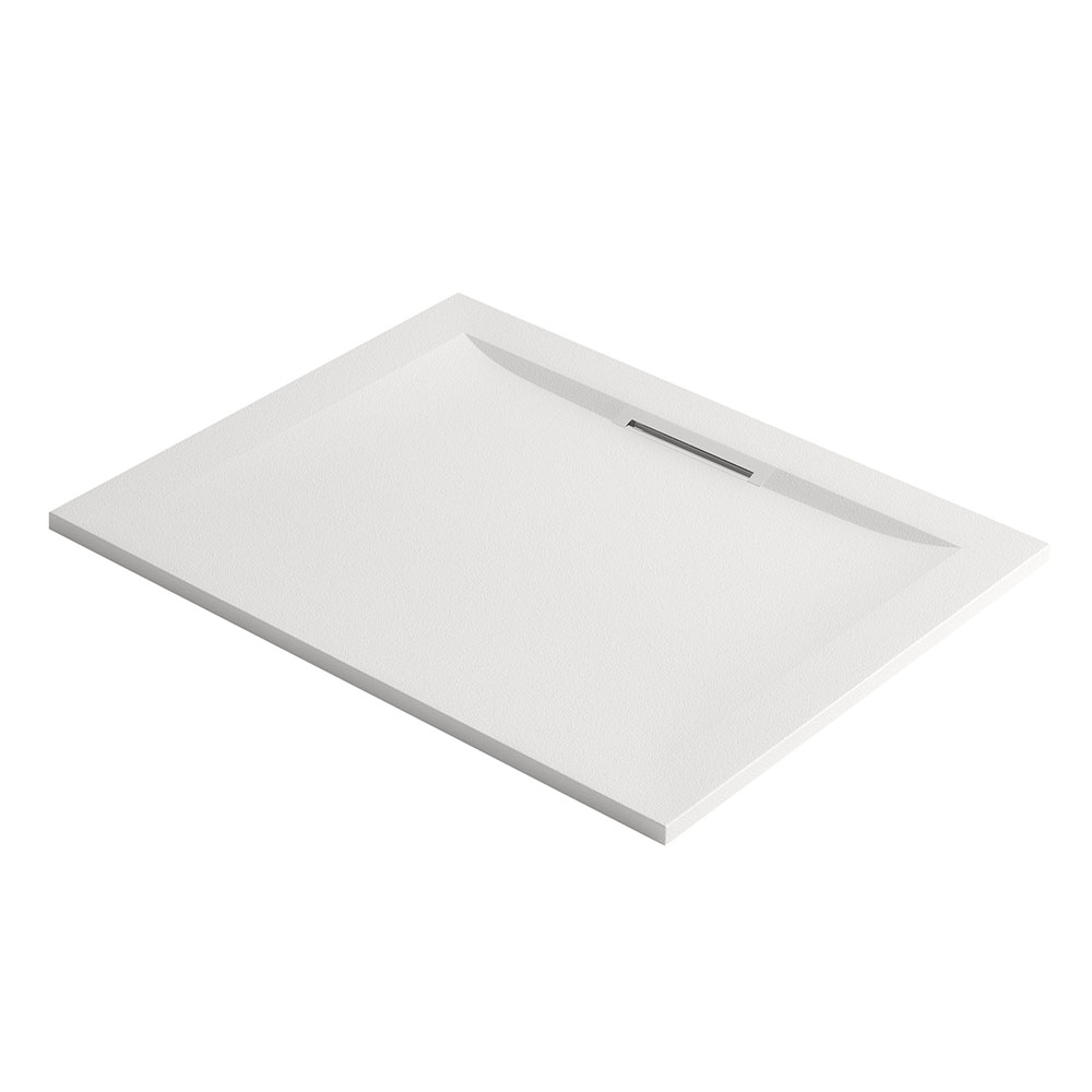 Mira Flight Level Safe Anti-Slip Rectangular Shower Tray