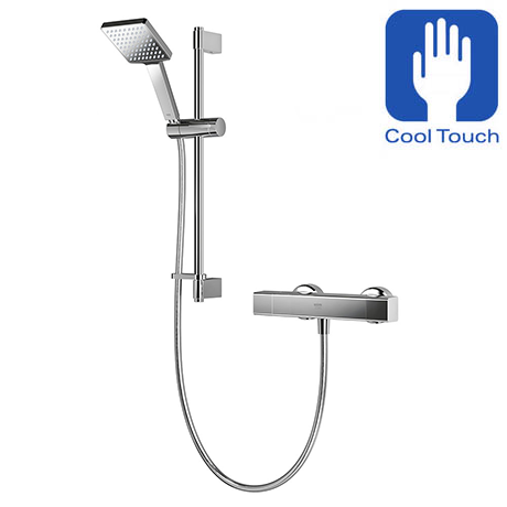 Mira Honesty EV Thermostatic Shower Mixer - Chrome - 1.1901.001