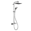 Mira Honesty ERD Thermostatic Shower Mixer - Chrome - 1.1901.002 profile small image view 1