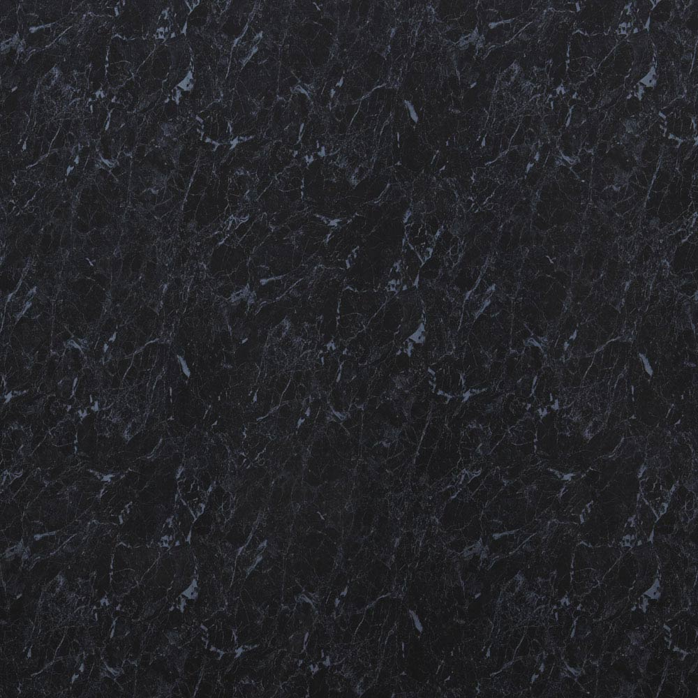 Mere Reef PVC Ceiling Panels (Pack of 4) - Noir Marble Gloss profile large image view 1