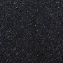 Mere Reef 1m Wide PVC Wall Panel - Noir Marble Gloss Medium Image