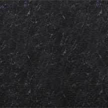 Mere Reef 1m Wide PVC Wall Panel - Noir Marble Gloss Medium Image