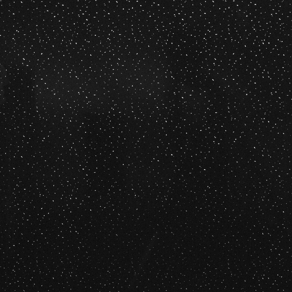 Mere Reef 1m Wide PVC Wall Panel - Galaxy Black Large Image