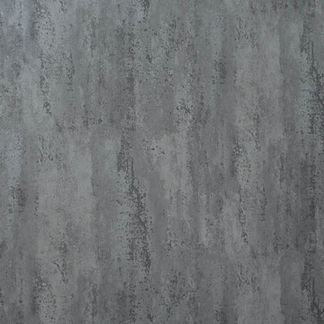 Mere Reef 1m Wide PVC Wall Panel - Space Grey
