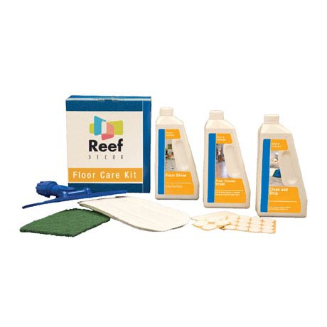 Mere Reef Vinyl Floor Maintenance Kit