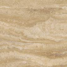 Mere Reef InterGrip Vinyl Floor Tiles (Pack of 12) - Natural Travertine Medium Image