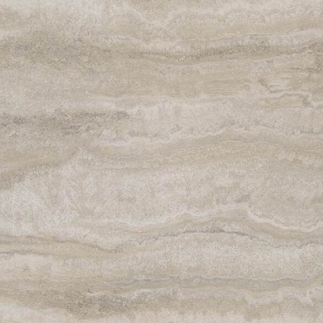 Mere Reef InterGrip Vinyl Floor Tiles (Pack of 12) - White Travertine profile large image view 1