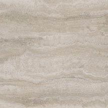 Mere Reef InterGrip Vinyl Floor Tiles (Pack of 12) - White Travertine Medium Image