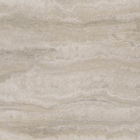 Mere Reef InterGrip Vinyl Floor Tiles (Pack of 12) - White Travertine