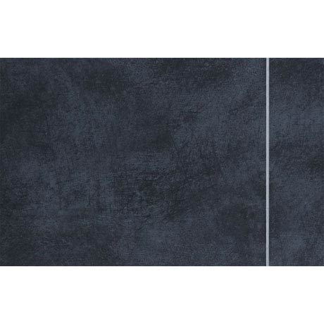 Mere Reef Interlock 2 Tile Effect Wall Panels (Pack of 8) - Urban Dark