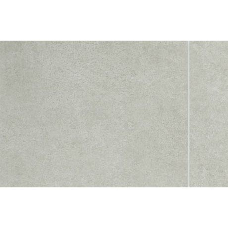 Mere Reef Interlock 3 Tile Effect Wall Panels (Pack of 8) - Beige Stone