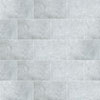 Mere Reef Light Grey Stone Interlock 3 Tile Effect Wall Panels (Pack of 8) profile small image view 1