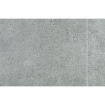 Mere Reef Interlock 3 Tile Effect Wall Panels (Pack of 8) - Dark Grey Stone Medium Image