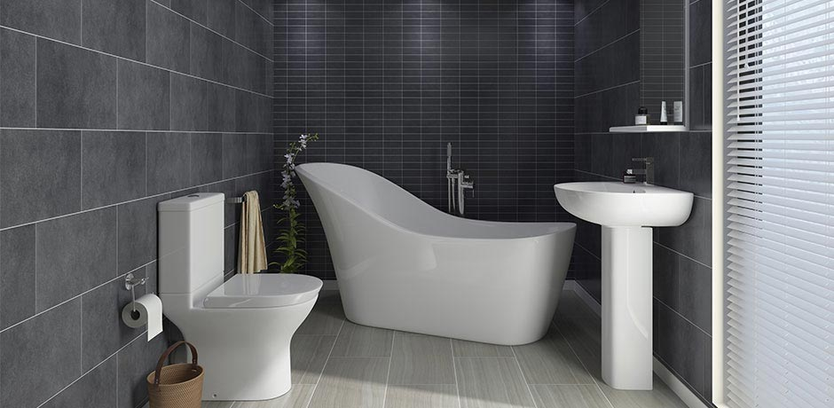 10 Achievable Designer Bathroom Ideas