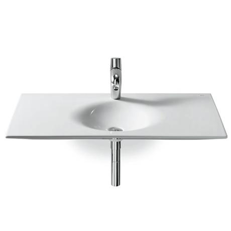 Roca - Kalahari-N Single Bowl Wall Mounted Basin - 1000mm - 1 Tap Hole