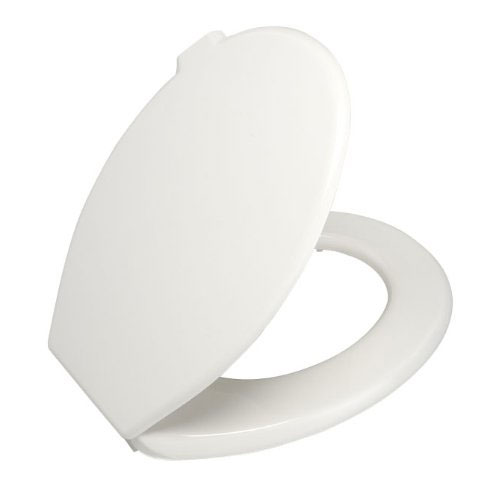 Wenko Mop Thermoplast Toilet Seat with Lift Handle - 102009100 Feature Large Image