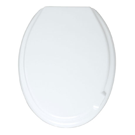 Wenko Mop Thermoplast Toilet Seat with Lift Handle - 102009100