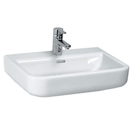 Laufen - Form 1 Tap Hole Basin - 4 x Size Options
