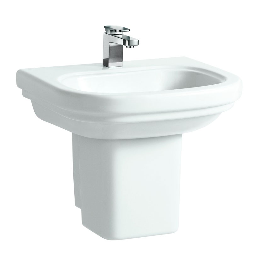 Laufen - Lb3 Classic 1 Tap Hole Basin - 2 x Size Options Feature Large Image