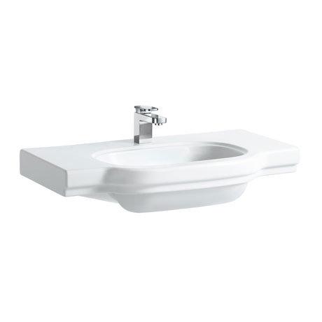 Laufen - Lb3 Classic 850mm Countertop Basin - 2 x Tap Hole Options