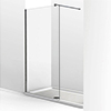 KUDOS Ultimate2 10mm Glass Wet Room Panel Only profile small image view 1