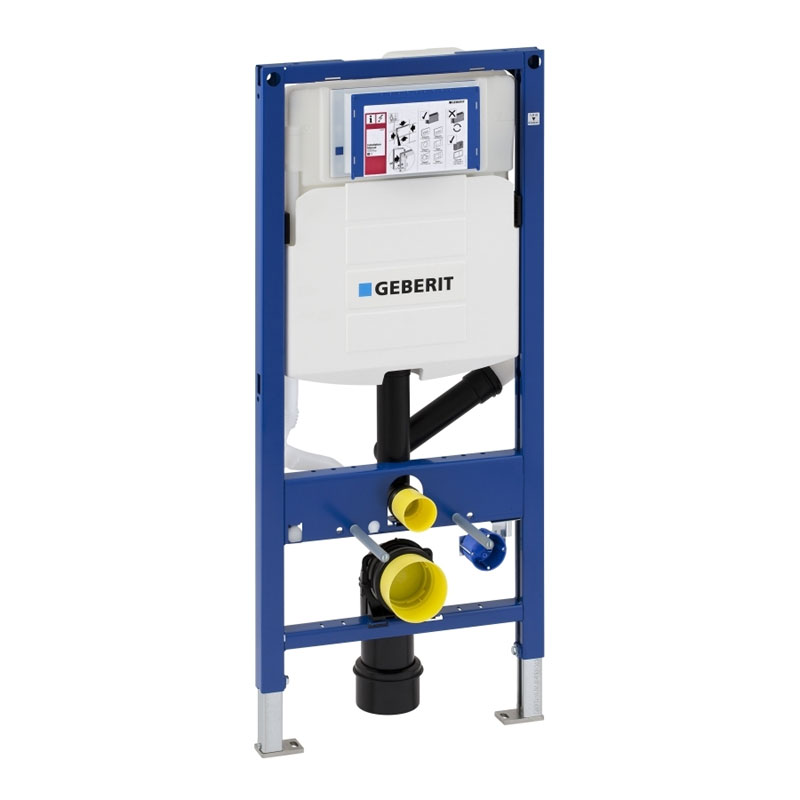 Geberit - Duofix WC Frame with Odour Extraction - 1.12m Large Image