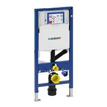 Geberit - Duofix WC Frame with Odour Extraction - 1.12m Medium Image