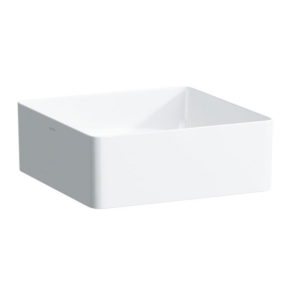 Laufen - Living Square 360mm Countertop Basin - 11433 Large Image