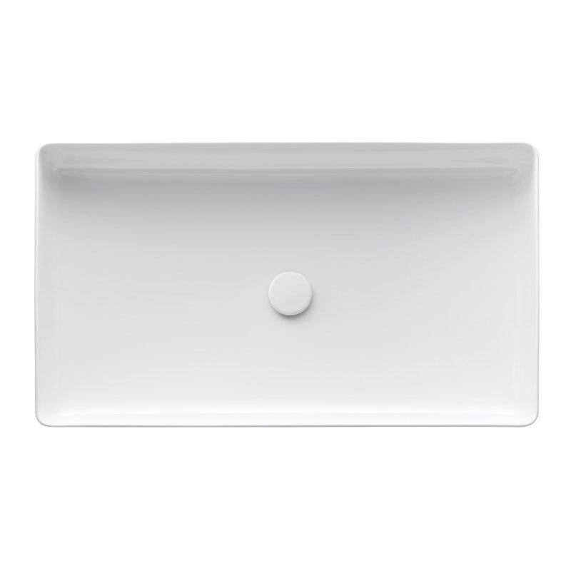 Laufen - Living Square 600mm Countertop Basin - 11434 Profile Large Image