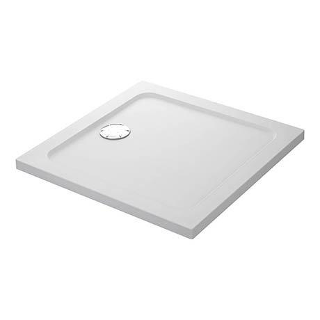 Mira Flight Safe Anti-Slip Square Shower Tray