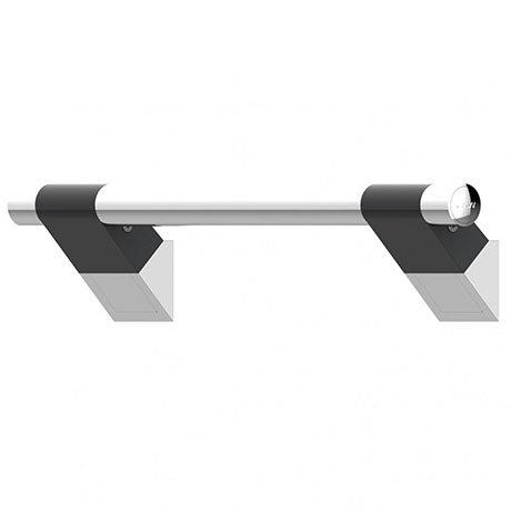 AKW Onyx 45 Duo Black Grab Rail