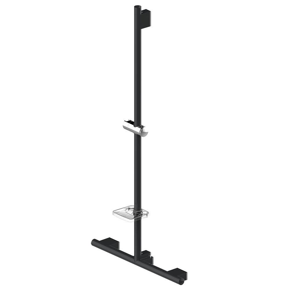 AKW Onyx Black T-Shape Grab Rail