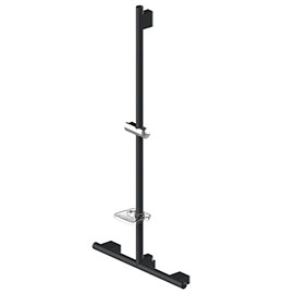 AKW Onyx Black T-Shape Grab Rail