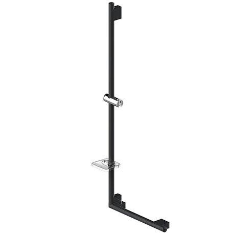 AKW Onyx Black L-Shape Grab Rail