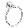 Chatsworth 1928 Traditional Towel Ring profile small image view 1