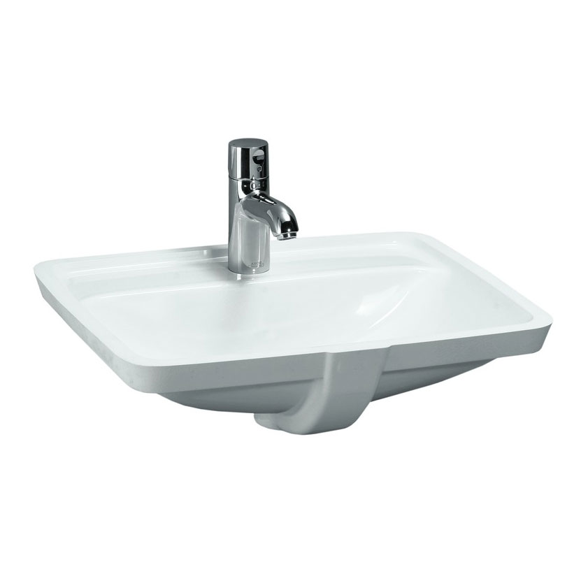Laufen - Pro S 1 Tap Hole 525mm Under Counter Basin - 11966 Large Image